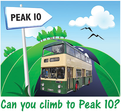 Can you climb to Peak 10?